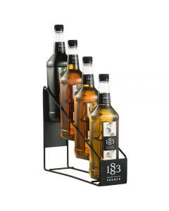 1883 Maison Routin Syrup Wire Rack (4 Bottles)