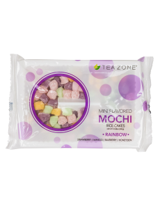 Tea Zone Rainbow Mini Mochi - Bag