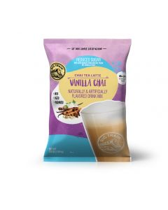 Big Train Vanilla Chai Reduced Sugar Tea Latte Mix (3.5 lbs)