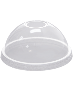 Karat 92mm PET Dome Lids - 1,000 ct, C-HDL662-A