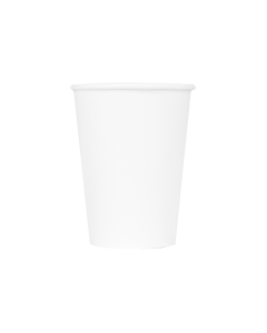 Karat 12oz Paper Hot Cups - White (90mm) - 1,000 ct