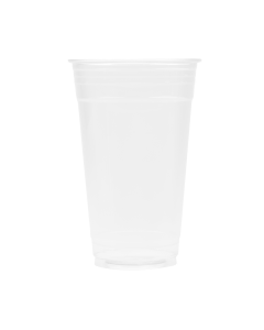 Karat 24oz PET Cold Cups (98mm) - 600 ct