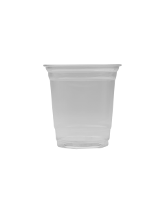 Karat 8oz PET Cold Cups (78mm) - 1,000 ct, C-KC8