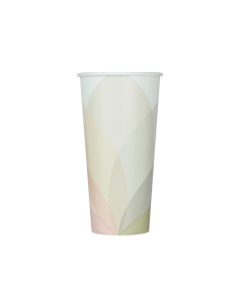 Karat 22oz Paper Cold Cups - KOLD (90mm) - 1,000 ct