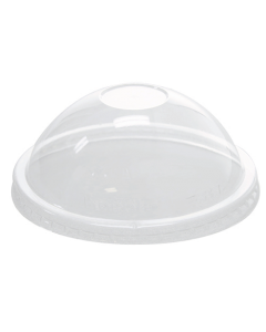 Karat 16oz PET Food Container Dome Lids (116mm) - 1,000 ct