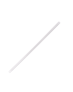 Karat 7.75'' Jumbo Straws (5mm) - Clear - 12,000 ct, C9550