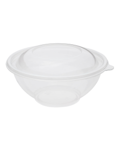 Karat 24oz PET Salad Bowl - 300 ct