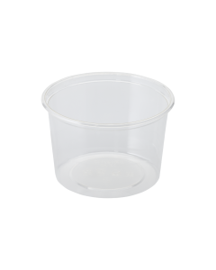 Karat Earth 16oz PLA Eco-Friendly Deli Containers - 500 ct