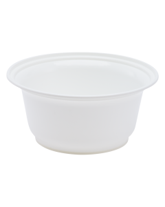 Karat 36oz PP Injection Molding Bowl - White - 300 ct, FP-IMB36W