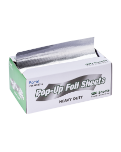 "Karat 9"" x 10.75"" Heavy-Duty Pop-up Aluminum Foil Sheets"