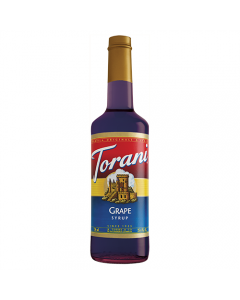 Torani Grape Syrup (750 mL), G-Grape