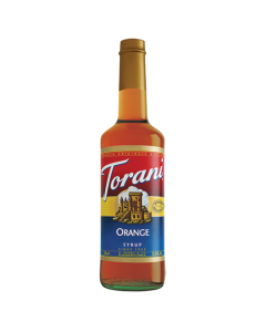 Torani Orange Syrup (750 mL), G-Orange