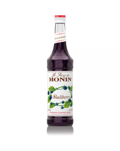 Monin Blackberry Syrup (750mL), H-Blackberry