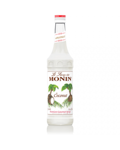 Monin Coconut Syrup (750mL), H-Coconut