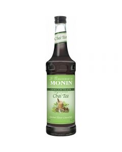 Monin Chai Tea Concentrate Syrup (750mL), H-Concentrate, Chai Tea