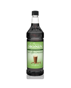 Monin Iced Coffee Concentrate (1L), H-Concentrate, Iced Coffee