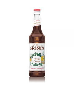 Monin Irish Cream Syrup (750mL), H-Irish Cream