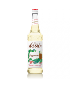 Monin Peppermint Syrup (750mL), H-Peppermint