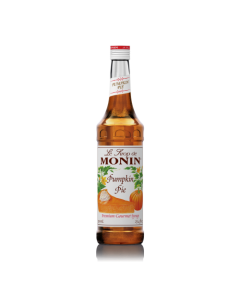 Monin Pumpkin Pie Syrup (750mL), H-Pie, Pumpkin