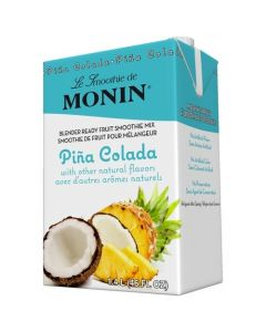 Monin Pina Colada Smoothie Mix (46oz), H-Smoothie, Pina Colada
