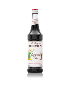 Monin Sugarcane Cola Syrup (750mL), H-Sugarcane Cola