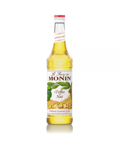Monin Toffee Nut Syrup (750mL), H-Toffee Nut