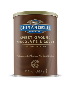 Ghirardelli Sweet Ground Chocolate & Cocoa Powder (3 lbs)