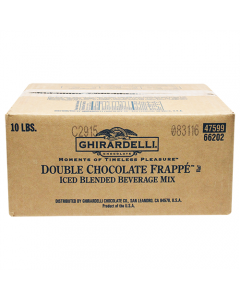 Ghirardelli Chocolate Frappe (10 lbs)