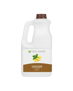 Tea Zone Ginger Syrup (64oz)