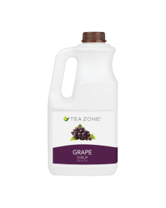 Tea Zone Grape Syrup (64oz), J1010