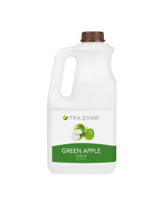 Tea Zone Green Apple Syrup (64oz)