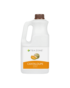Tea Zone Cantaloupe Syrup (64oz), J1025