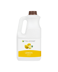 Tea Zone Lemon Syrup (64oz), J1035