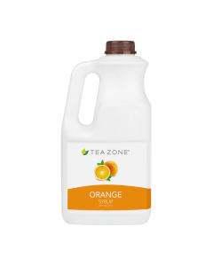 Tea Zone Orange Syrup (64oz), J1050