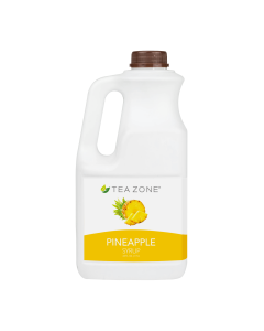 Tea Zone Pineapple Syrup (64oz)