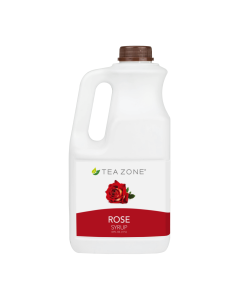 Tea Zone Rose Syrup (64oz)