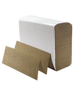 Karat Multifold Paper Towels - Kraft, JS-MFK4000