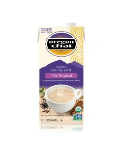 Oregon Chai Original Chai Tea Latte Concentrate (32oz), K-Chai, 32 oz, original