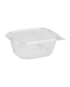 Karat Earth 16oz PLA Hinged Deli Container - 200 ct