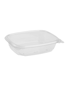 Karat Earth 24oz PLA Hinged Deli Container - 200 ct