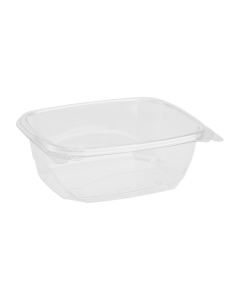 Karat Earth 32oz PLA Hinged Deli Container - 200 ct