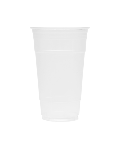 Karat Earth 24oz PLA Eco-Friendly Cup (98mm) - 600 ct, KE-KC24