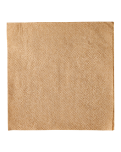 "Karat 9""x9"" Beverage Napkins - Kraft - 4,000 ct"