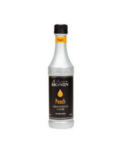 Monin Peach Flavoring Concentrate (375mL)