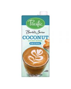 Pacific Barista Series Original Coconut Beverage (32oz), P-Coconut, Original