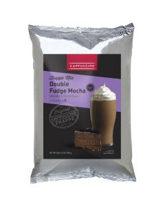 Cappuccine Double Fudge Mocha Frappe Mix (3 lbs), P4007