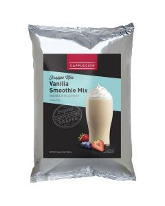 Cappuccine Vanilla Smoothie Mix (3 lbs), P4020