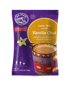 Big Train Vanilla Chai Tea Latte Mix (3.5 lbs), P6021