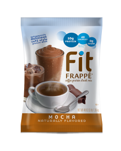 Big Train Fit Frappe Protein Drink Mix Mocha (3 lbs), P6091