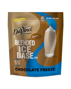 DaVinci Chocolate Freeze Frappe Base Mix (3 lbs) - Formerly Caffe D'Amore, P7207